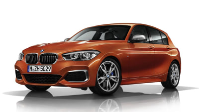 2017 BMW 1 Series Range Updated With New Engines And Equipment