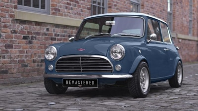 Second David Brown Automotive Model Is The Ultimate Classic Mini Restomod