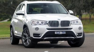 BMW X3 Review: 2014 xDrive20d