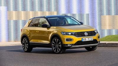 Volkswagen confirms T-Roc and T-Cross
