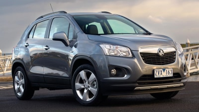Holden Trax Recalled For Wiring Harness Hassles