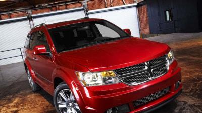2011 Dodge Journey Update Revealed, Australian Debut Set For 2012 Model Year