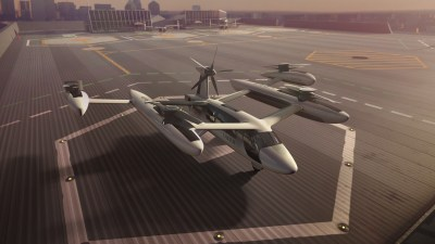 Uber: Flying cars will solve the problem of self-driving cars