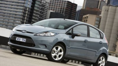 2009 Ford Fiesta Sells Up A Storm In The UK