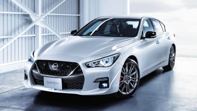 2020 Nissan Skyline revealed for Japan, not for Oz