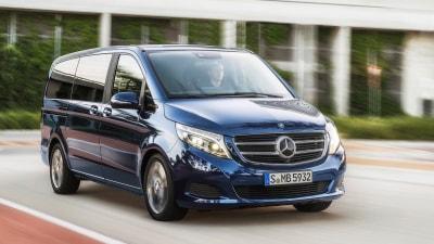 Mercedes-Benz recalls GLE, Sprinter and V-Class