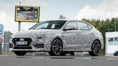 Hyundai i30 Fastback N confirmed