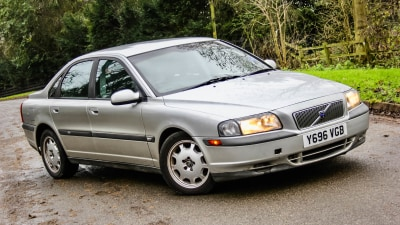 A 2001 Volvo S80 racks up over one million kms in the UK