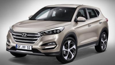 New Hyundai Tucson: Australia's ix35 SUV Replacement Revealed