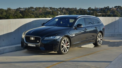 2018 Jaguar XF S Sportbrake new car review