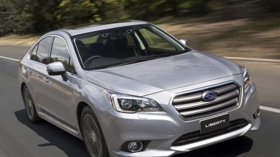 2015 Subaru Liberty Review: Big Price Cut, Smart New Style