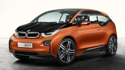 BMW i3 Concept Coupe Revealed Ahead Of LA Auto Show Debut