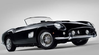 "1961 Ferrari 250 GT breaks record for ""Worlds Most Expensive Car"""