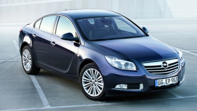 Opel Planning Larger Flagship: Report