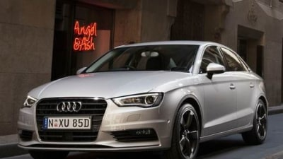 Audi A3 Sedan: Australian Price, Features And Specs