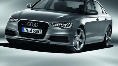 2012 Audi A6 Avant To Debut Next Week