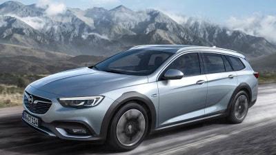 2018 Holden Commodore Tourer Revealed