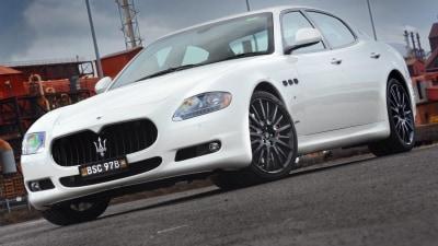 Maserati Quattroporte MC Sport Line Launched In Australia