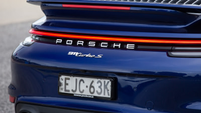 2021 Porsche 911 Turbo S Coupe review