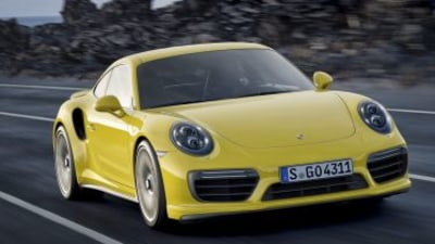 2016 Porsche 911 Turbo S quick spin review