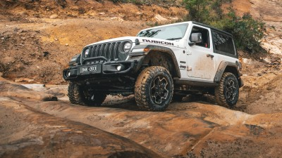 2020 Jeep Wrangler Rubicon Recon Short Wheelbase off-road review