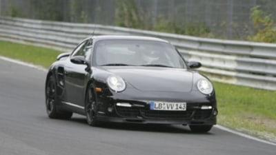 2009 update for Porsche 911 Turbo