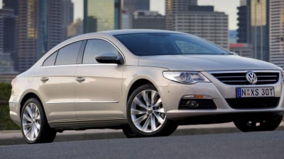 2009 Volkswagen Passat CC 125 TDI Road Test Review