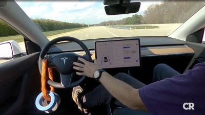 Elon Musk responds to deadly Texas Tesla crash, as Consumer Reports reveals how Autopilot can be tricked