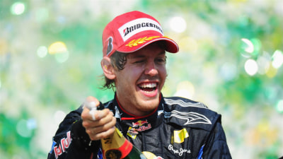 F1: Montezemolo Predicts Future Ferrari Seat For Vettel