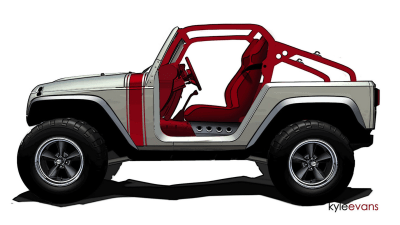 Jeep To Show Wrangler Concepts And Four Others In April