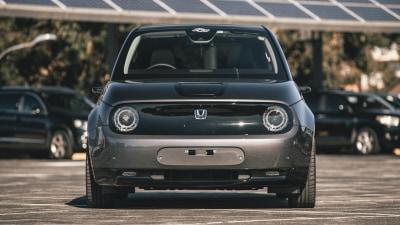 2021 Honda E review