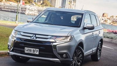 Mitsubishi Outlander Review: 2015 XLS Seven-seat 4WD CVT Petrol