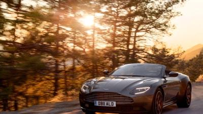 Aston Martin DB11 Volante first drive review