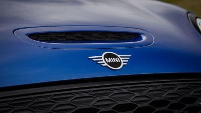 Coming soon: Mini's 'massive' SUV