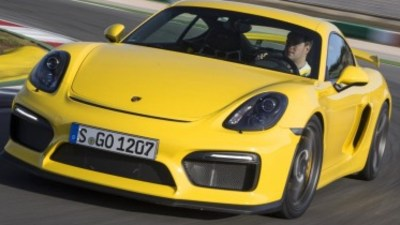 Porsche 718 range to expand