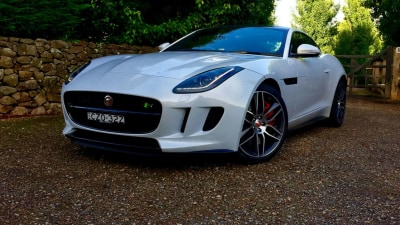 2016 Jaguar F-Type R AWD Coupe REVIEW | Cranking Out The Bad Boy
