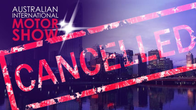 2013 Melbourne Motor Show Cancelled