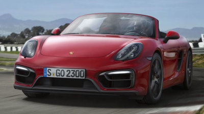 Porsche 718 To Be Sub-Boxster Sports Car: Report