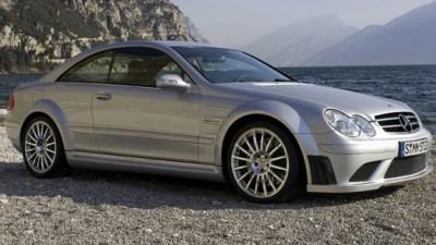 New CLK63 AMG?  Not Happening, Says Mercedes-Benz
