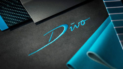 Bugatti teases its million-dollar Divo