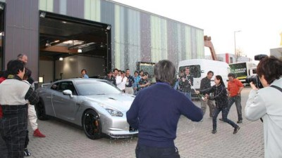2009 Nissan GT-R Nurburgring Lap Record Officially Drops To 7:26.7