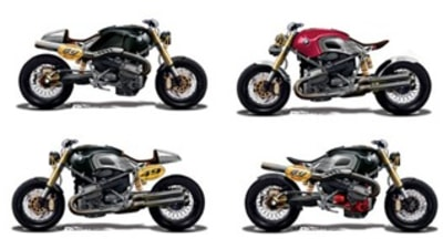 BMW Customised Lo Rider Concept