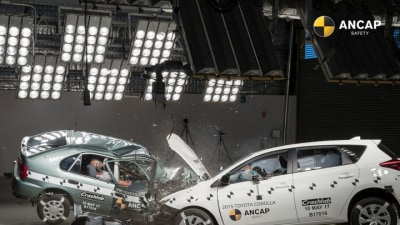 ANCAP To Introduce Revised Safety Ratings For 2018