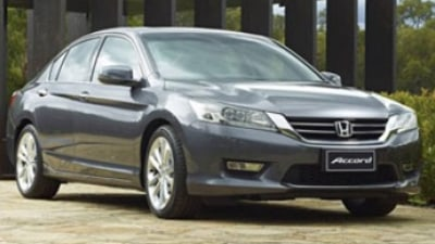 Honda Accord VTi-L long term review