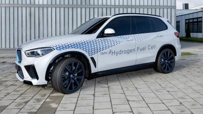 2023 BMW X5 with hydrogen power set to enter limited production in 2022