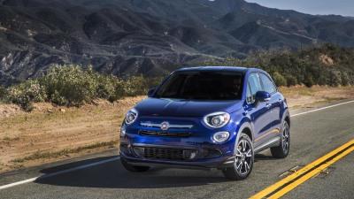 Fiat Slashes 500X Model Range For 2018 Model Year