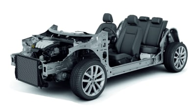 Volkswagen Wheels Out New MQB Platform, New Small Engines