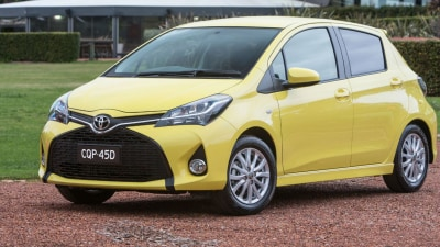 2015 Toyota Yaris: Price And Features For Australia