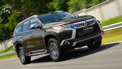 New Mitsubishi Challenger: 2016 4X4 SUV Revealed At 'Bangkok Grand Motor Sale'