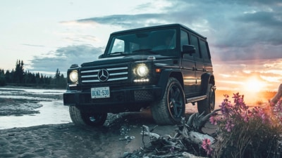 New G-Class for Australia will be hottest tune